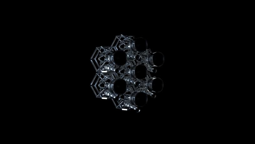 Illustration du moteur Prometheus.